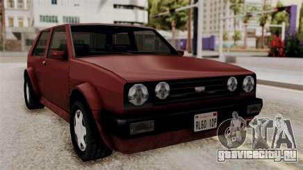 Updated Club Beta v1 для GTA San Andreas