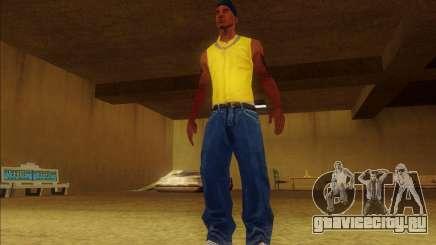 New Og Loc [Cluckin Bell] для GTA San Andreas
