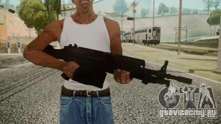 M249 Battlefield 3 для GTA San Andreas