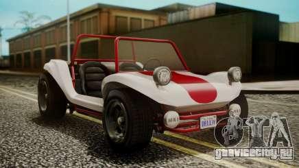 GTA 5 BF Bifta IVF для GTA San Andreas