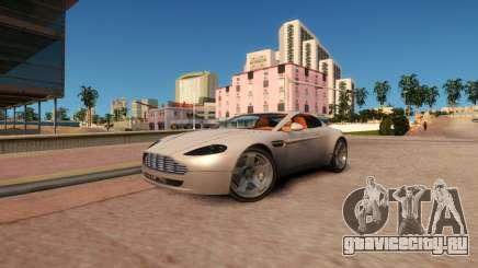 Aston Martin DB9 Vice City Deluxe для GTA 4