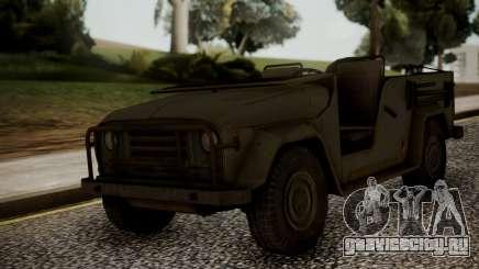 UAZ MGS5 TPP для GTA San Andreas