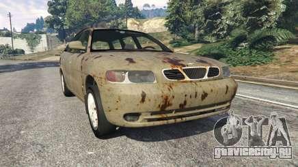 Daewoo Nubira I Wagon CDX US 1999 [Rusty] для GTA 5