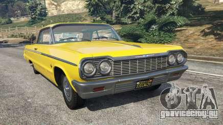 Chevrolet Impala SS 1964 для GTA 5