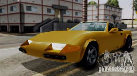 Stinger from Vice City Stories для GTA San Andreas
