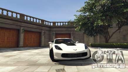 Chevrolet Corvette C7 Z06 для GTA 5