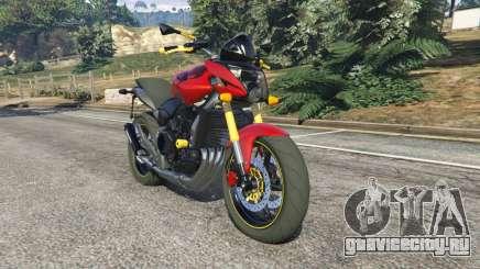 Honda CB 600F Hornet 2010 v0.5 для GTA 5