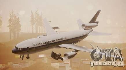 DC-10-30 British Caledonian Charter для GTA San Andreas