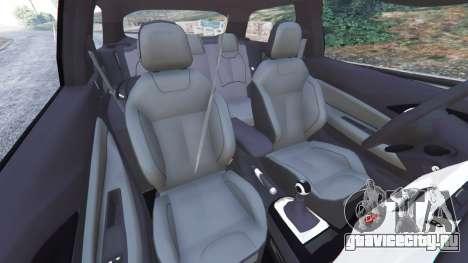 Citroen DS3 2011 для GTA 5 вид справа