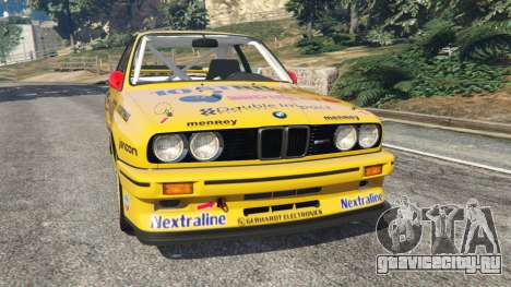 BMW M3 (E30) 1991 [10 strikes] v1.2 для GTA 5