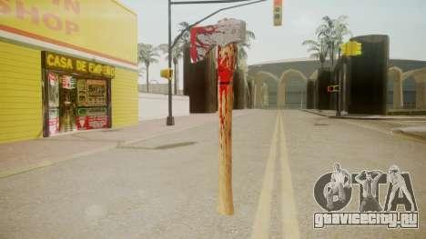 GTA 5 Katana для GTA San Andreas второй скриншот