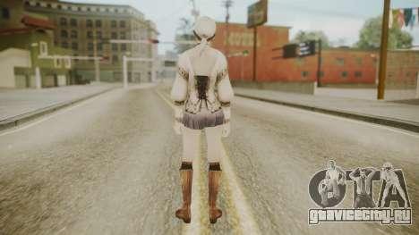 Demento Fiona Haunting Ground для GTA San Andreas третий скриншот