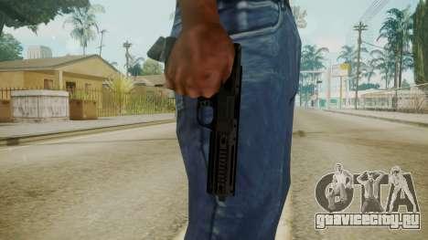 GTA 5 Tec9 для GTA San Andreas третий скриншот