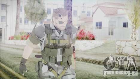 MGSV Phantom Pain Snake Normal Animals для GTA San Andreas
