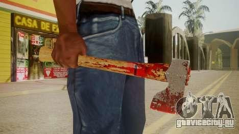 GTA 5 Katana для GTA San Andreas третий скриншот