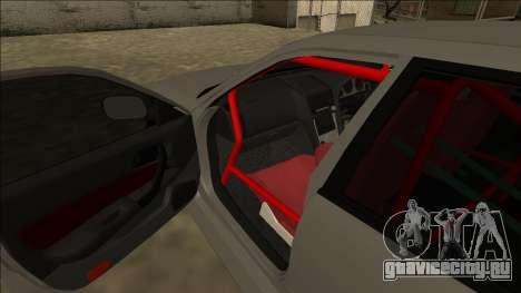 Nissan Skyline ER34 Drift для GTA San Andreas вид справа
