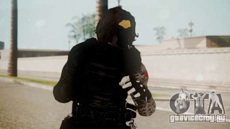 The Winter Soldier для GTA San Andreas