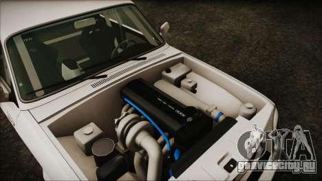 ГАЗ 31105 Drift (Everlasting Summer Edition) для GTA San Andreas вид сзади