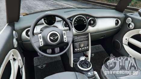 Mini Cooper S Convertible v0.2 для GTA 5