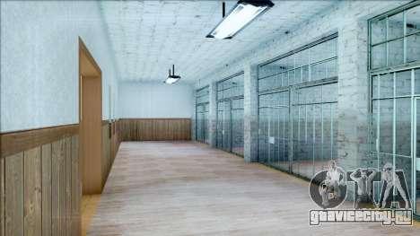 New Interior for SFPD для GTA San Andreas
