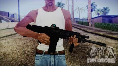 Bushmaster ACR для GTA San Andreas третий скриншот