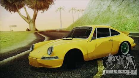 Porsche 911 Carrera RS 2.7 (901) 1973 для GTA San Andreas