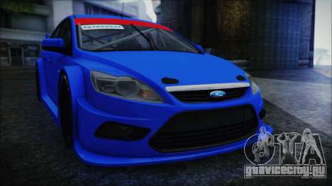 Ford Focus Sedan 2009 Touring v1 для GTA San Andreas вид справа
