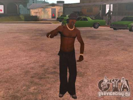Welaso Boulevard Familis [Davis Pack] для GTA San Andreas третий скриншот