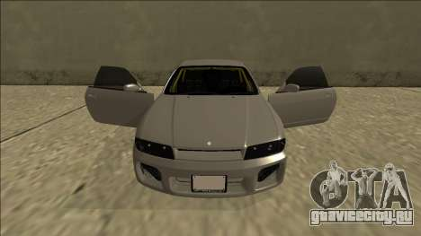 Nissan Skyline R33 Drift для GTA San Andreas салон