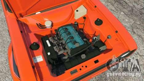 Ford Escort MK1 v1.1 [HRE] для GTA 5 вид сзади справа