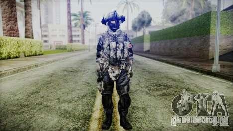 CODE5 China для GTA San Andreas второй скриншот