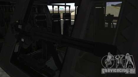UH-80 Ghost Hawk для GTA San Andreas вид справа