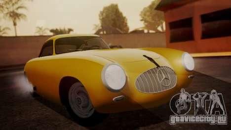 Mercedes-Benz 300 SL (W194) 1952 HQLM для GTA San Andreas