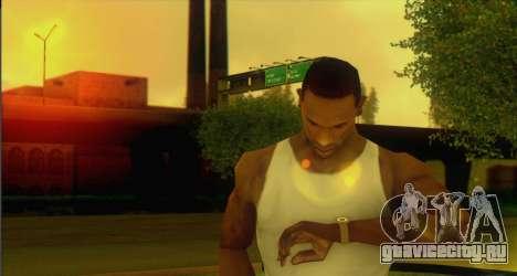 Watches Mod для GTA San Andreas второй скриншот