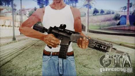 AK 5C для GTA San Andreas третий скриншот