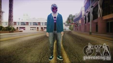 DLC Halloween GTA 5 Skin 1 для GTA San Andreas второй скриншот