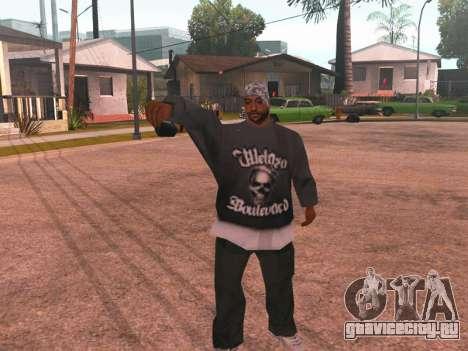 Welaso Boulevard Familis [Davis Pack] для GTA San Andreas пятый скриншот