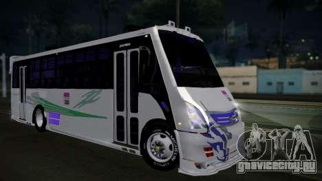 Mercedes-Benz Ayco Zafiro Influyente для GTA San Andreas
