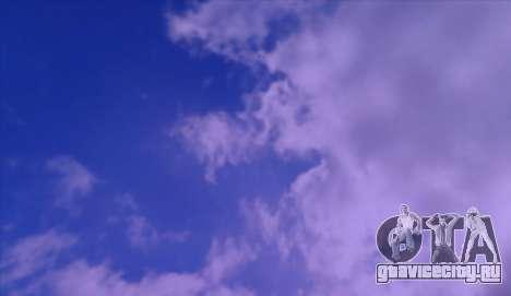 Cleo SkyBox для GTA San Andreas седьмой скриншот