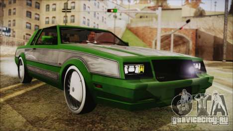 GTA 5 Faction LowRider DLC для GTA San Andreas