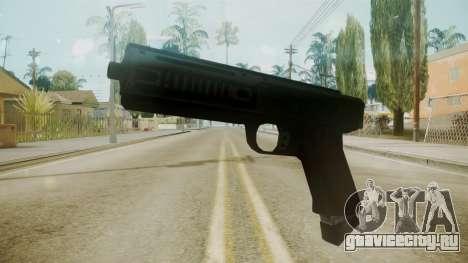 GTA 5 Tec9 для GTA San Andreas