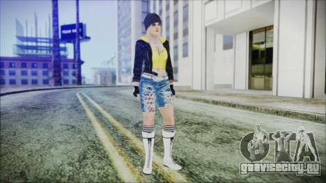 Home Girl New Chola для GTA San Andreas второй скриншот