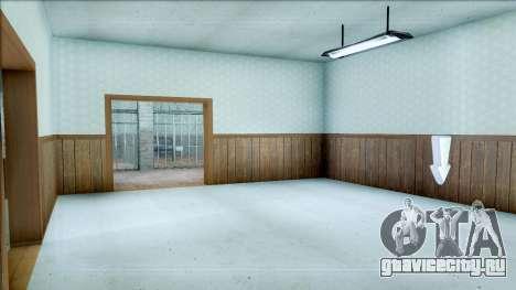New Interior for SFPD для GTA San Andreas четвёртый скриншот