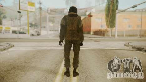 Spetsnaz Operator - 2010s для GTA San Andreas второй скриншот