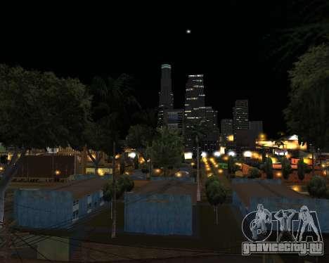 Project 2dfx 2015 для GTA San Andreas четвёртый скриншот