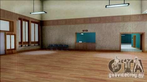 New Interior for SFPD для GTA San Andreas девятый скриншот