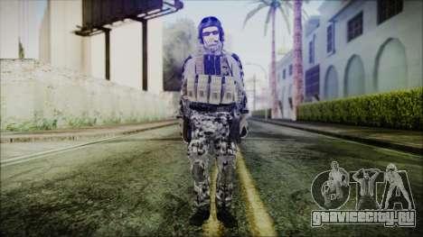 CODE5 Brazil для GTA San Andreas второй скриншот