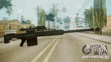 GTA 5 Sniper Rifle для GTA San Andreas