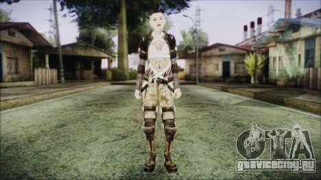 Barbie Punk для GTA San Andreas второй скриншот