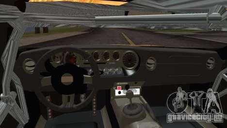 Ford GT-R mk.7 для GTA San Andreas вид справа